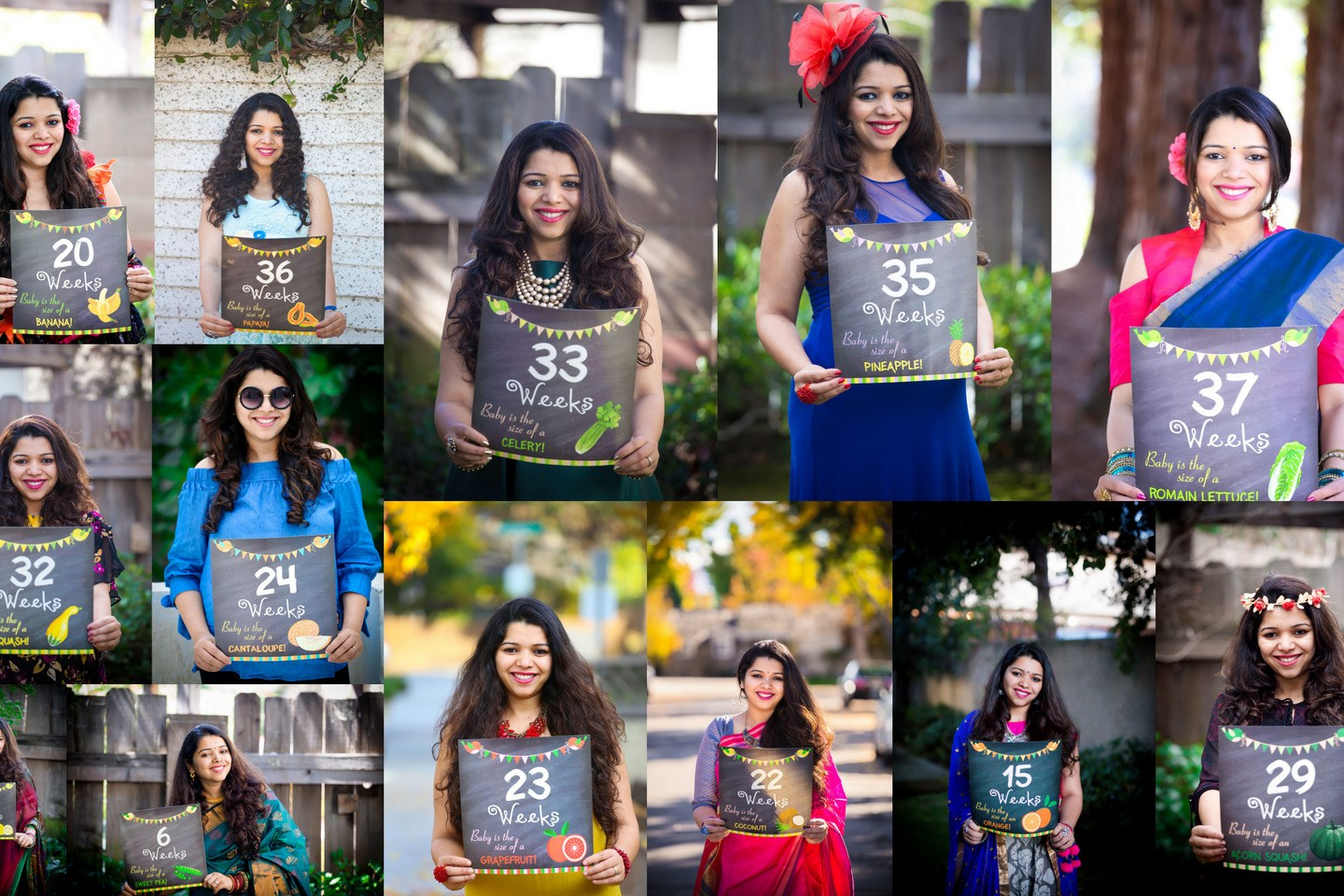 pregnancy announcement ideas and photo props being aai
