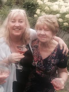 Sue and her mum