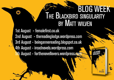 Blog week - The Blackbird Singularity-2