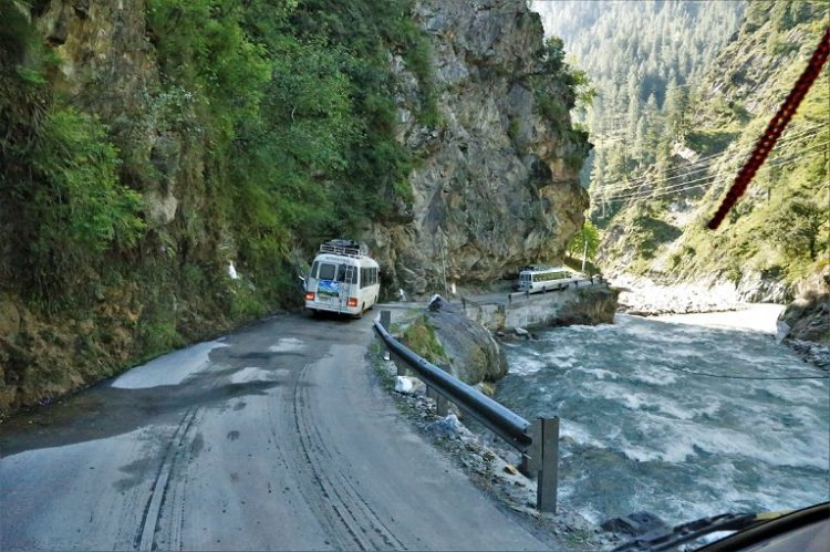how to visit neelam valley