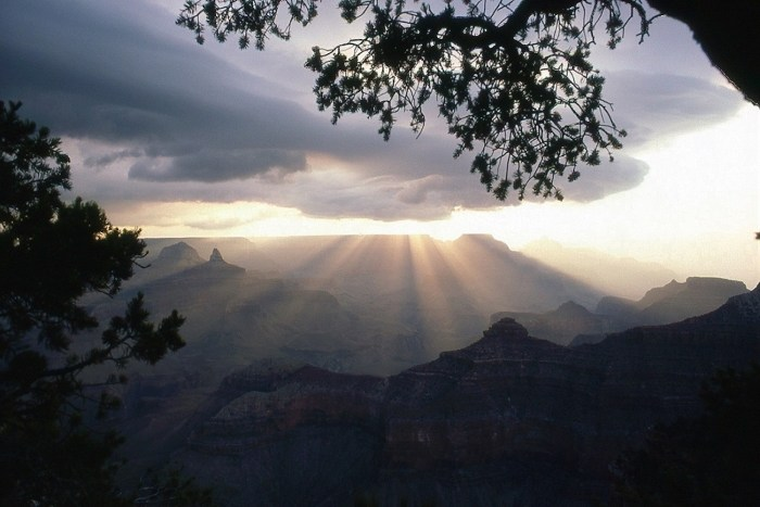 being at the cottage - hidden seams of inspiration grand canyon