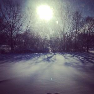 breathe in, breathe out: faith sun winter