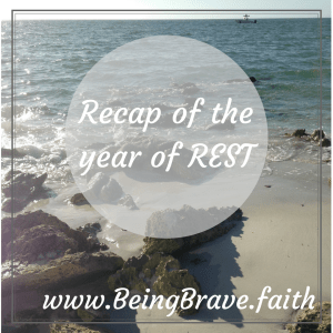 recap of the year of Rest