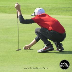 golfstatefinals_setting up the putt