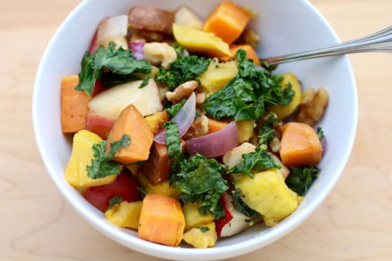 Grandpa's Root Vegetable Medley