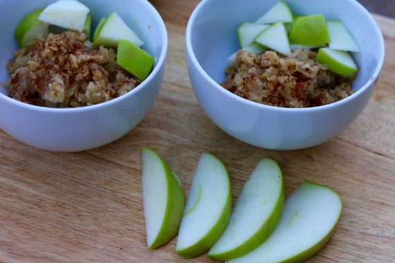 Sweet n' Crispy Gluten-free Apple Crisp