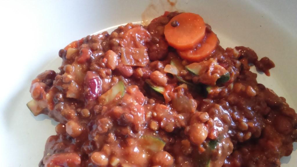lentil chilli