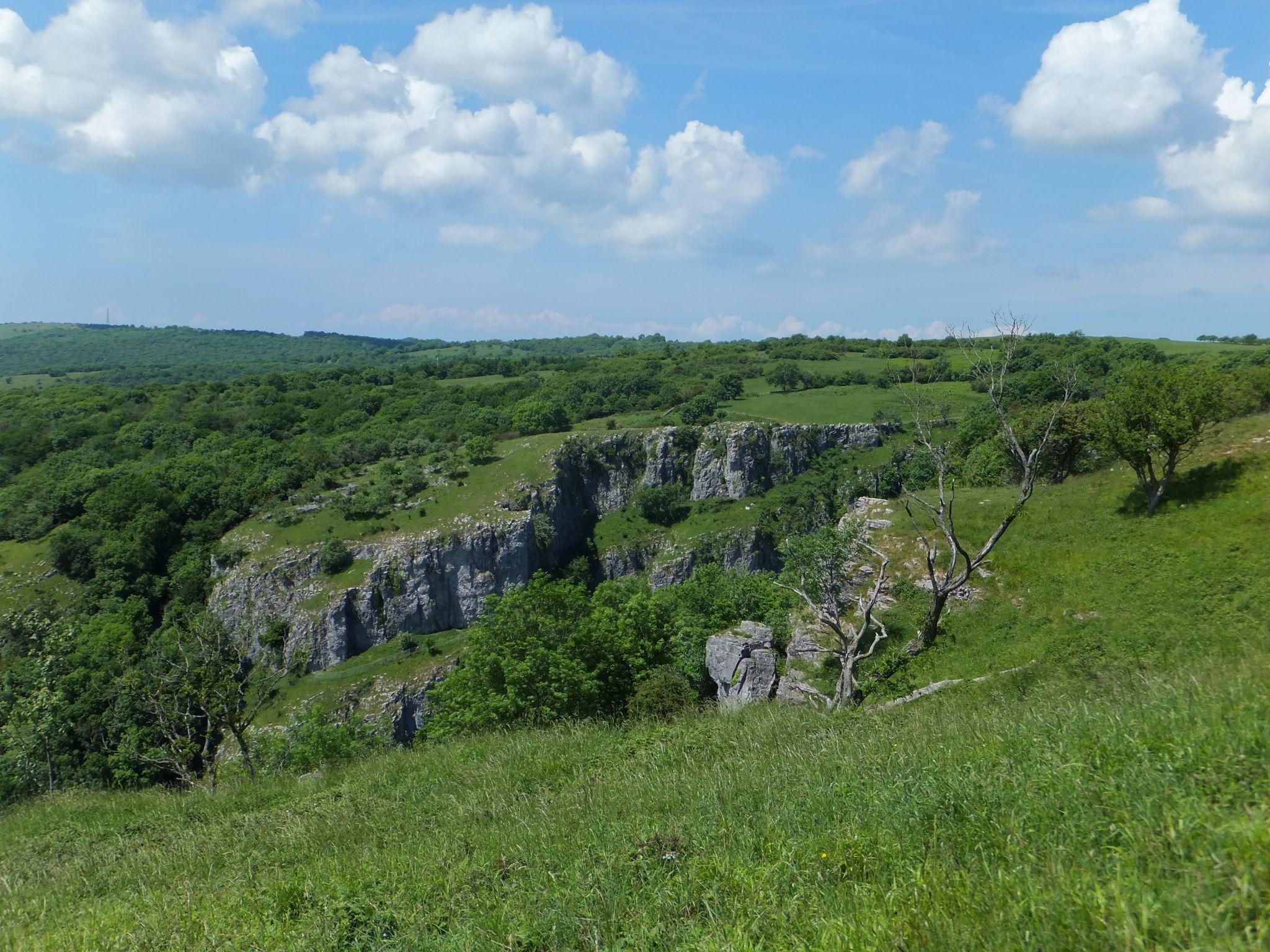 Cheddar gorge walk
