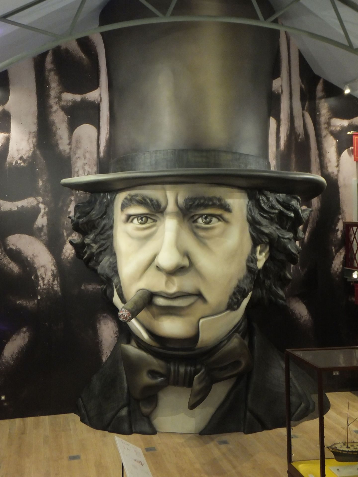 The SS Great Britain and Being Brunel