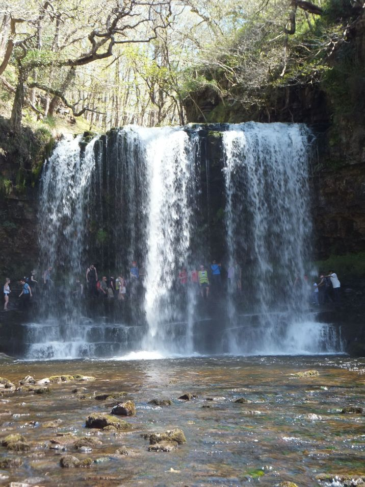 Sgwd yr Eira: Waterfall Country