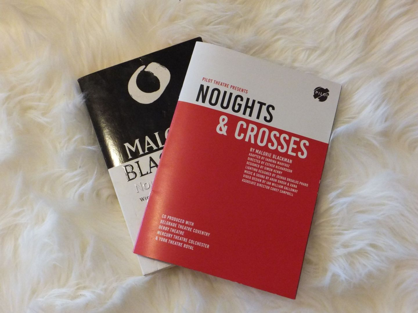 Programme for Noughts & Crosses