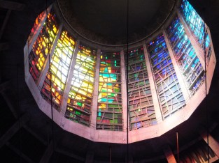 Metropolitan Cathedral Stained Glass