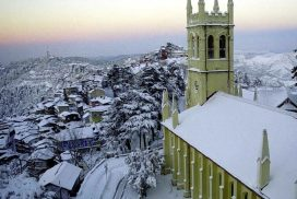 The Church, Shimla