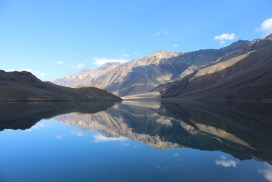 Chandratal lake himachal