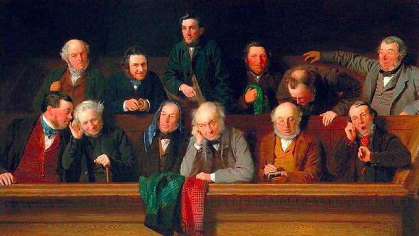 jury painting