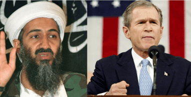 bush bin laden