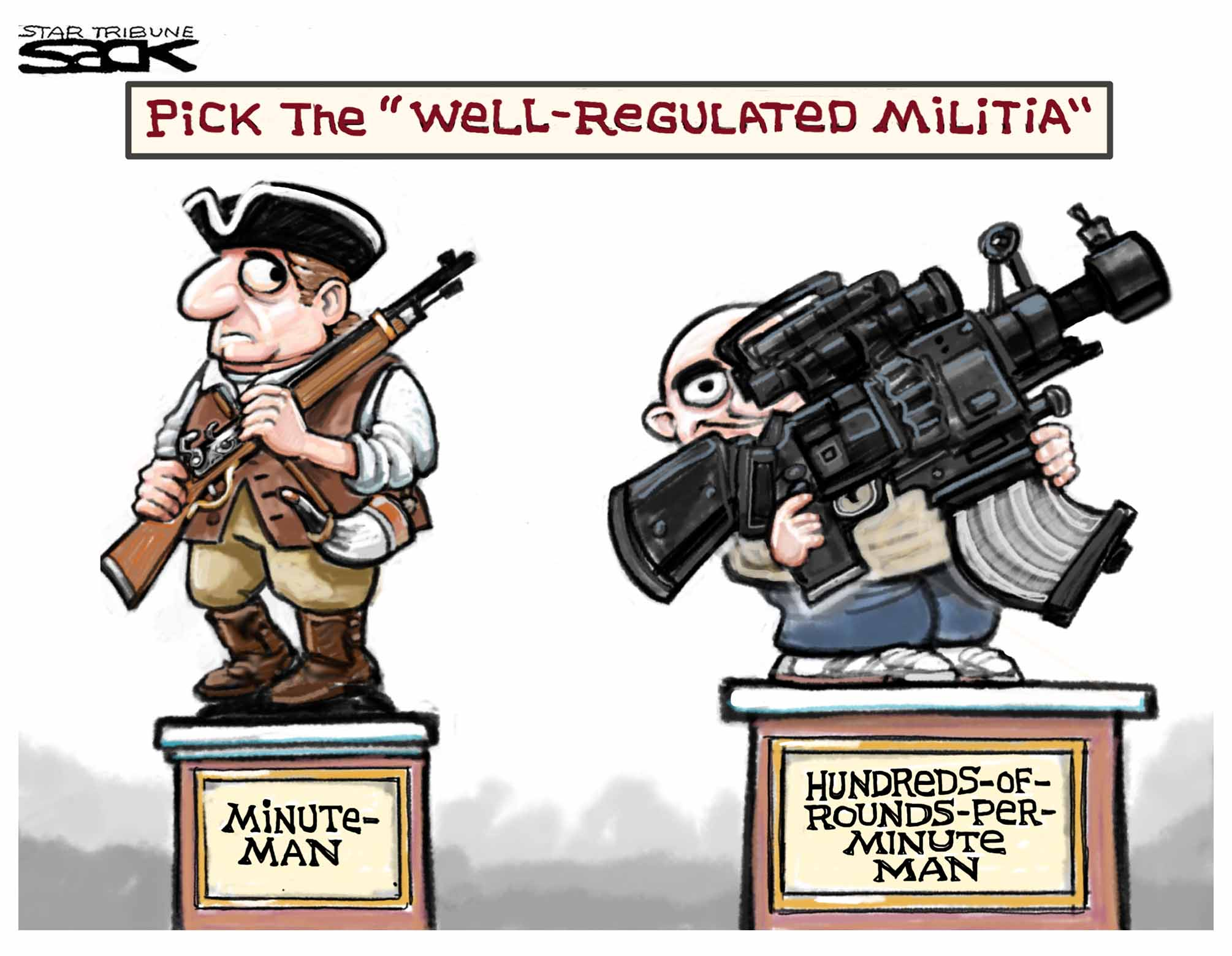 fallacies of the assault weapons ban The federal assault weapons ban (awb)  one of the more common transparent fallacies proffered by gun lobbyists are homicide statistics,.