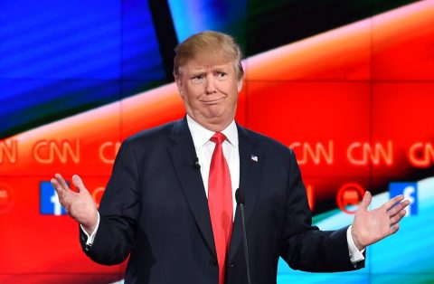 #FakeNews: Trump Warns Not to Judge People of *Orange* Color in Heartfelt MLK Day Speech