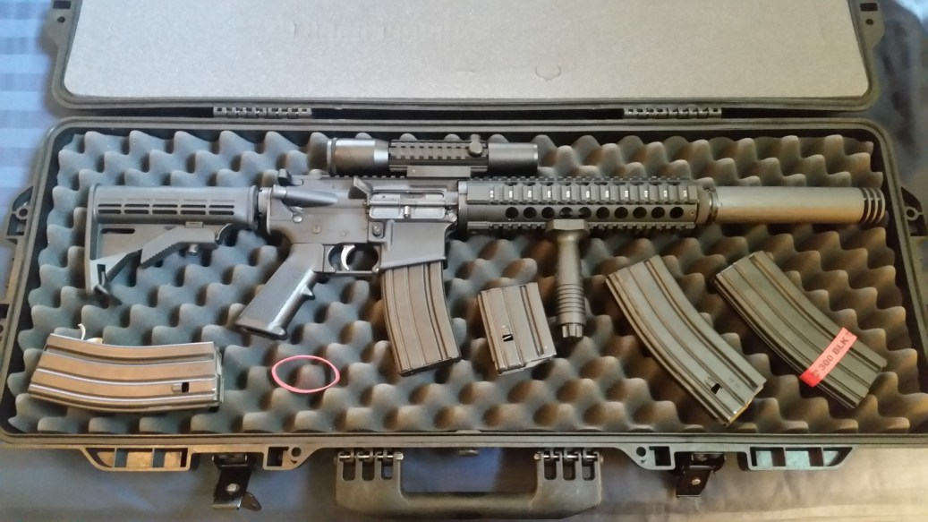 How Hillary Clinton Convinced Me to Buy an AR-15 - Being ...