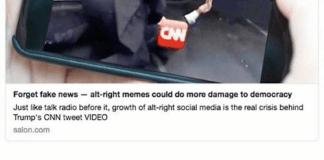 alt-right social media
