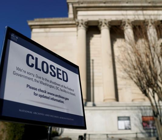 shutdown libertarian experiment