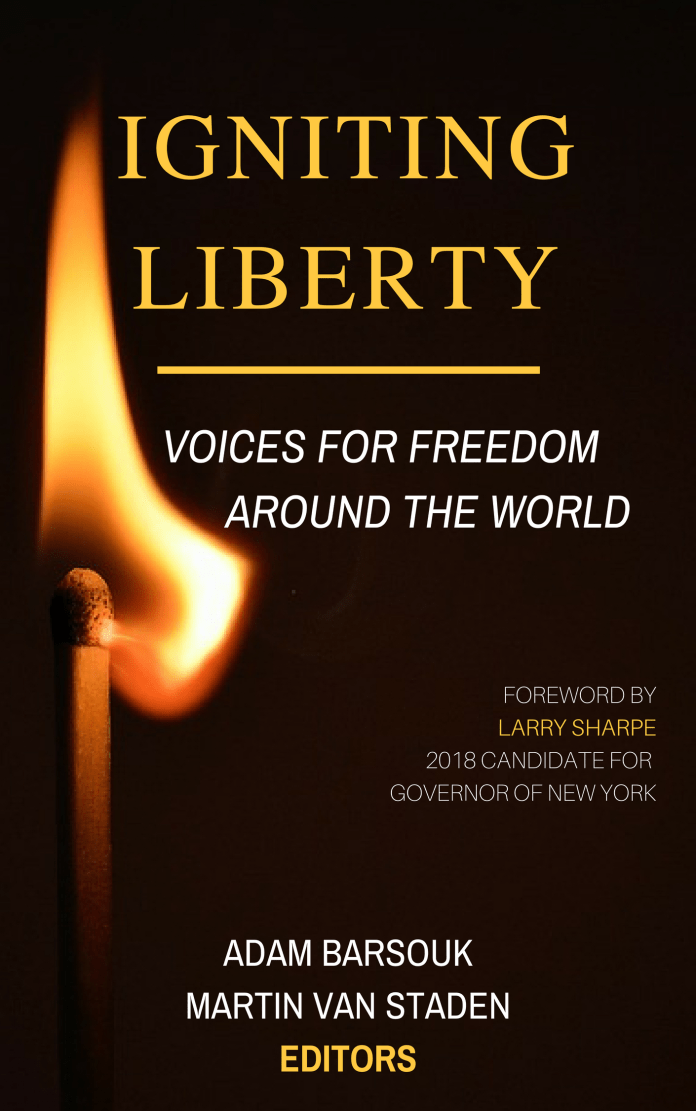 Igniting liberty