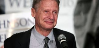 libertarians, gary johnson