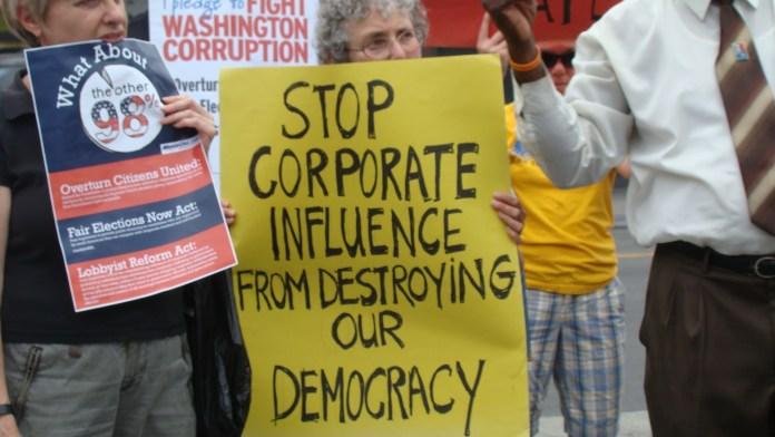 corporate influence