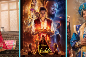 Aladdin Movie - Cover Image