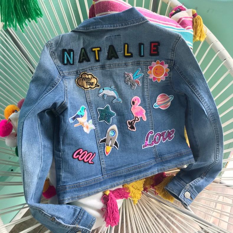 Natalie's Jean Jacket