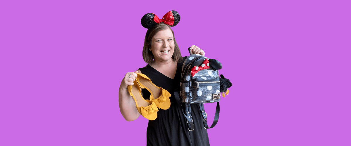 Favorite Disneybound Style for Moms | Walt Disney World Park Outfit
