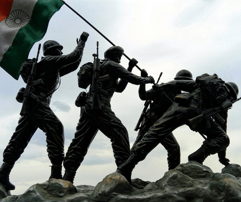 My childhood memories of the 1965 Indo - Pak war - Being Rubitah