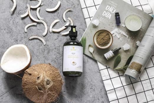 hair oils for men