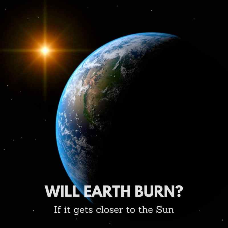 will earth burn