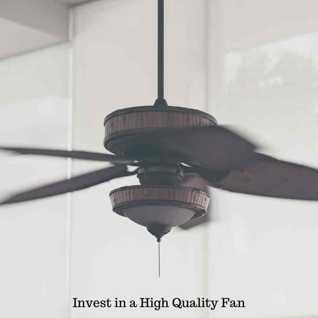 ceiling fan high quality