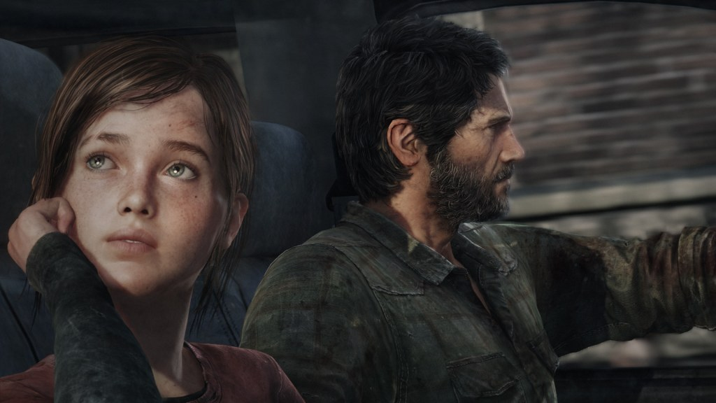 still from last of us game