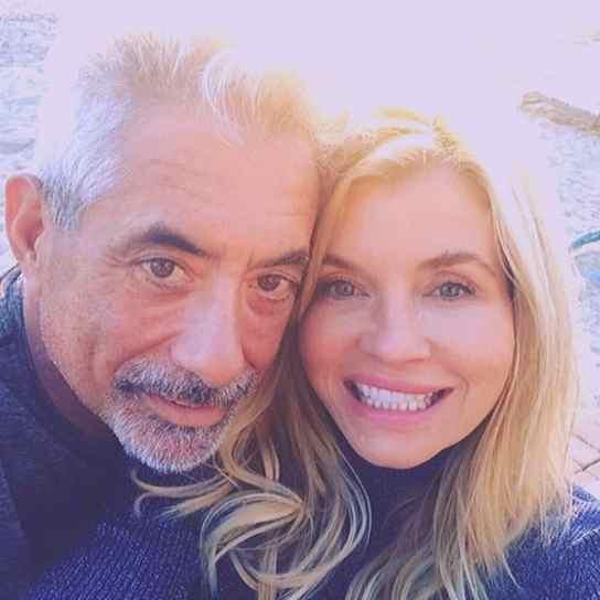 nadine caridi and john Macaluso