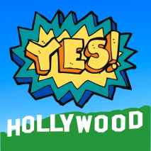 yes hollywood logo