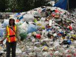waste heap