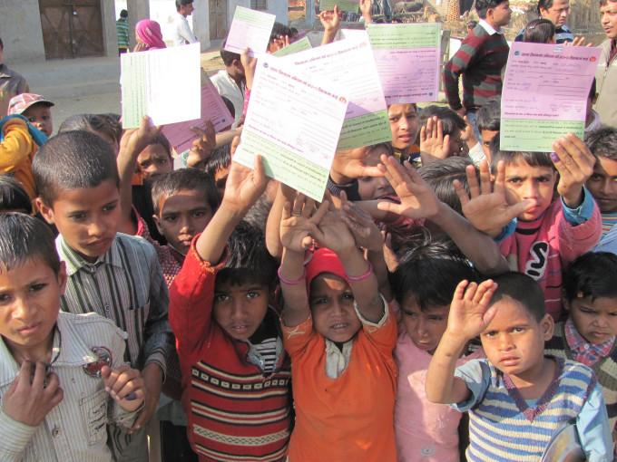 immunize India children