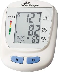 Dr Morepen BP One automatic blood pressure machine -