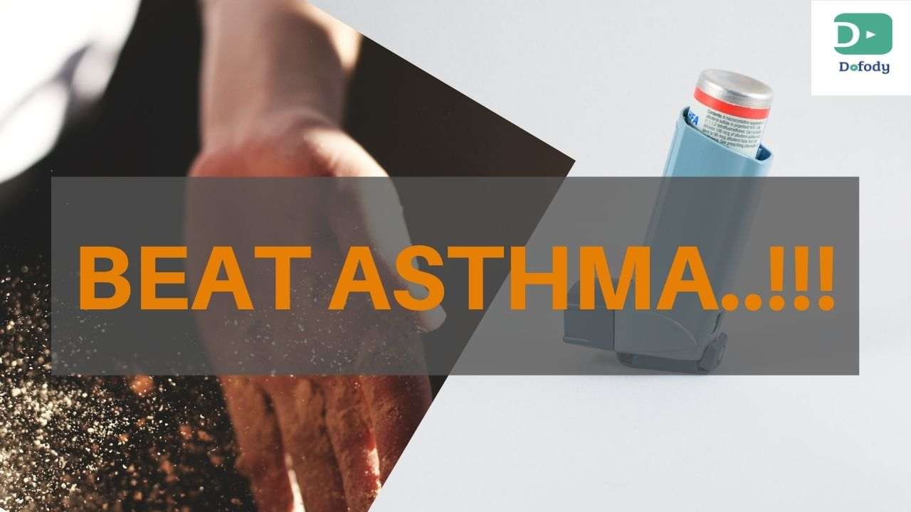 5 Easy Ways to Prevent Asthma Attack | Beat the Asthma Attacks & Use Inhalers | Doctor Prasoon – Video