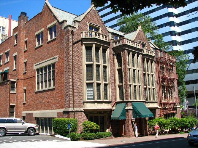 University_Club_rear_-_Portland_Oregon
