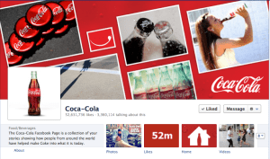 Cocacola Facebook Strategy Case Study