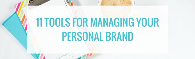 Personal Branding tools