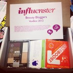 Influenster Beauty Bloggers VoxBox 2012