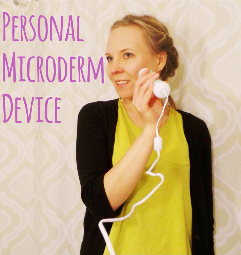 pmd-personal-microderm-device