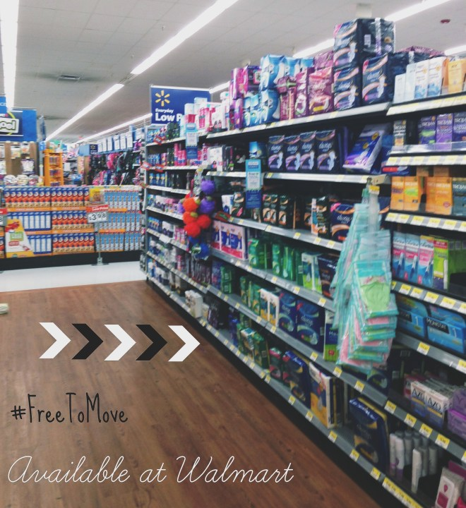 walmart-stayfree-feminine-care-isle
