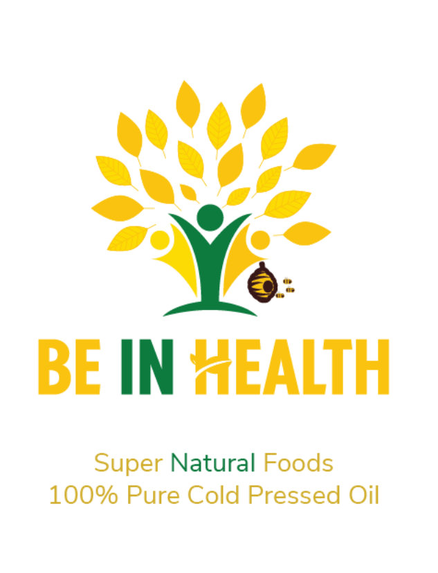 Be in health oils Logo