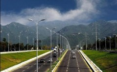 View Of Faisal Ave Islamabad